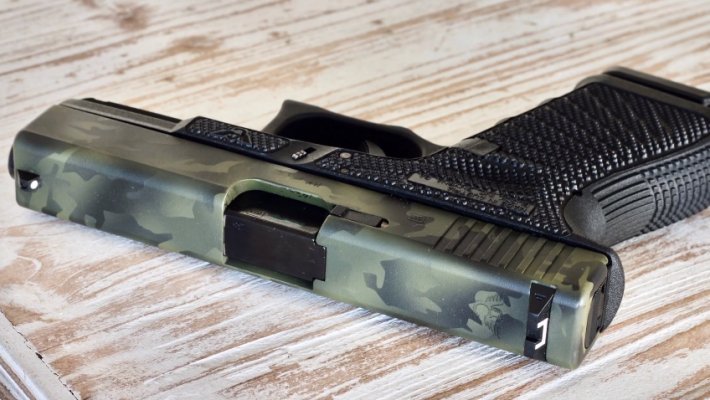 Glock 32 .357 SIG Length