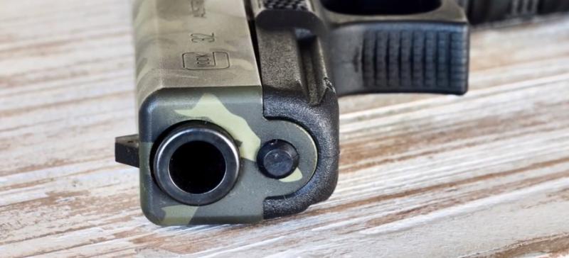 Glock 32 .357 SIG Muzzle