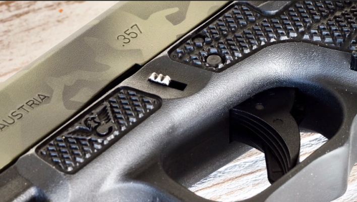 Glock 32 .357 SIG Trigger