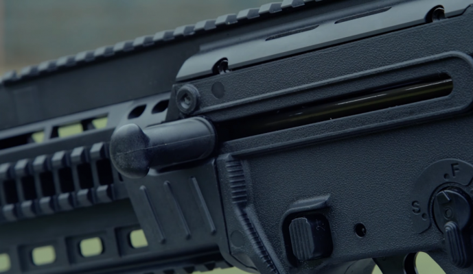 IWI Tavor X95 charging handle