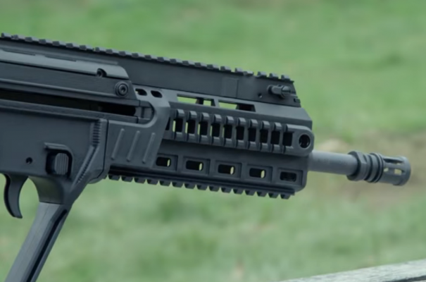 IWI Tavor X95 side rail
