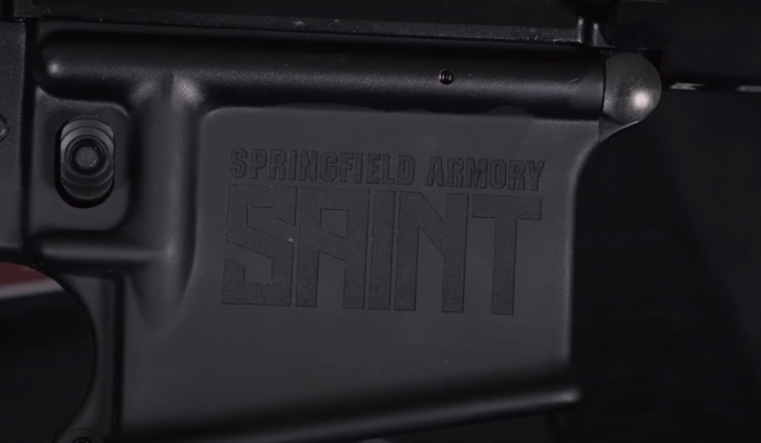 Springfield Armory Saint Logo