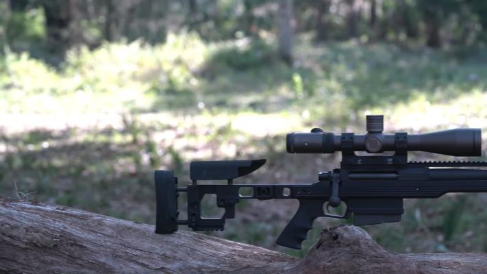 AR-30A1 .338 LAPUA stock