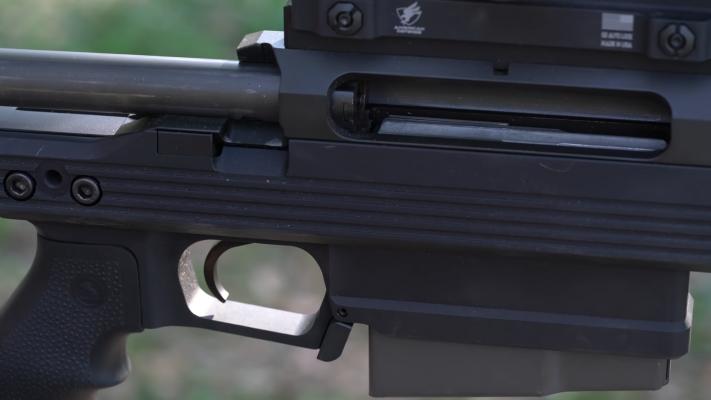 AR-30A1 .338 LAPUA trigger