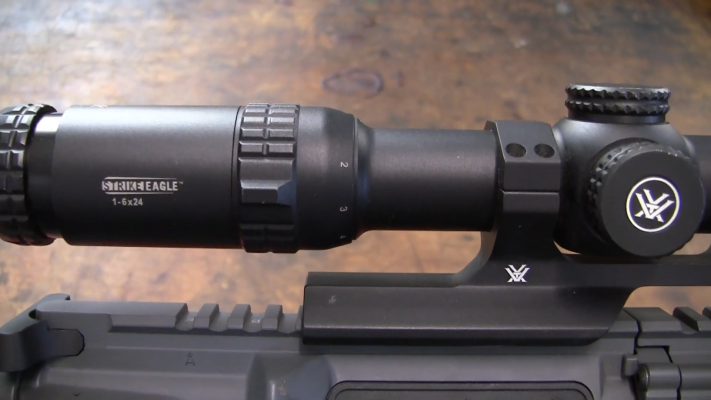 Daniel Defence DDM4 V11 Scope
