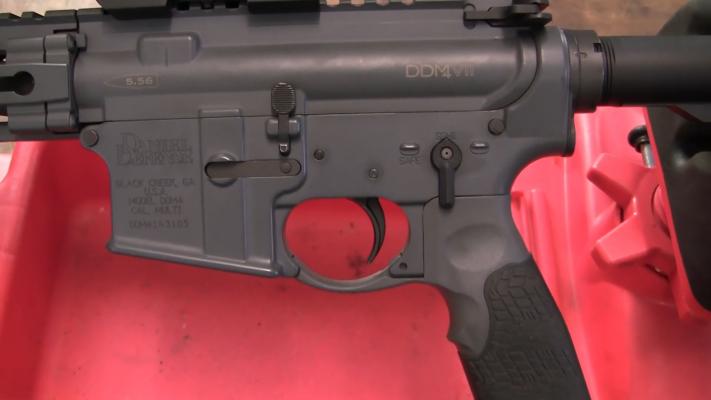 Daniel Defence DDM4 V11 Trigger