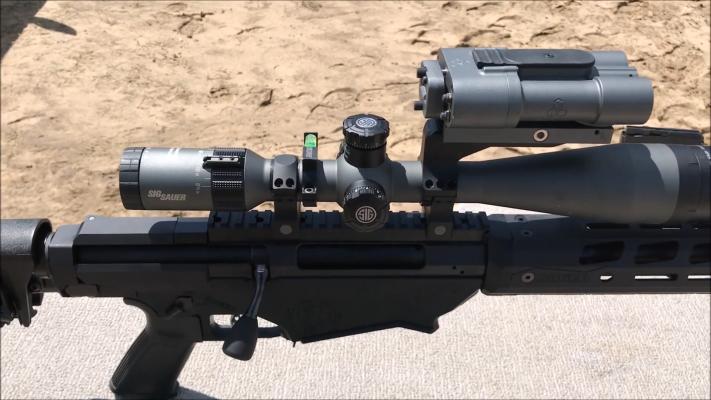 Ruger Precision Rifle 338 Lapua trigger 2
