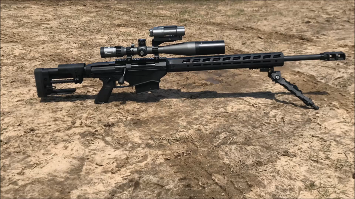 Ruger Precision Rifle 338 Lapua