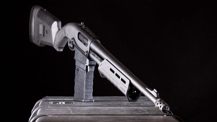 Remington 870 DM front sight