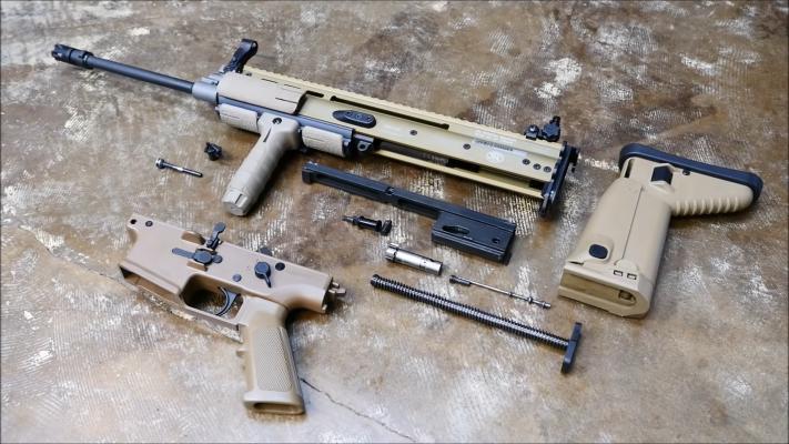 FN Herstal SCAR16