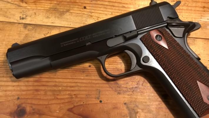 COLT 1911 trigger
