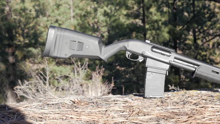 Remington 870 DM stock