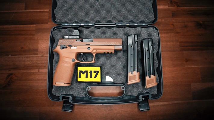 Sig Sauer M17 magazine
