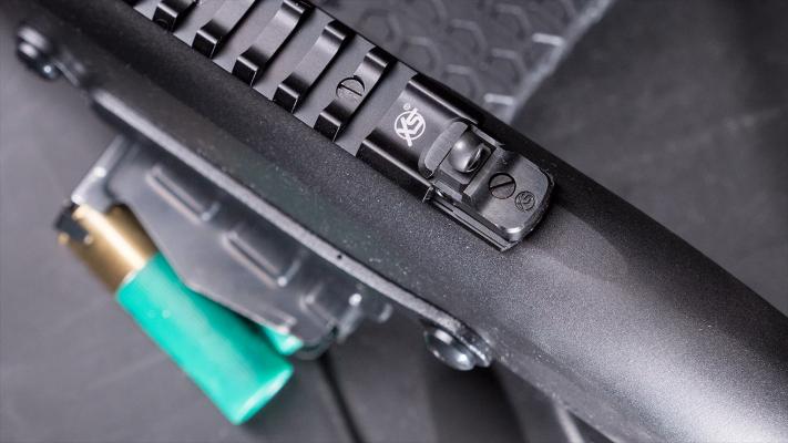 Remington 870 DM rail