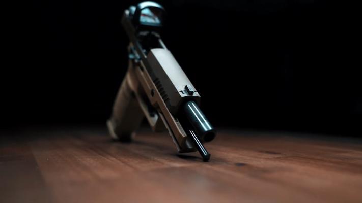 Sig Sauer M17 barrel