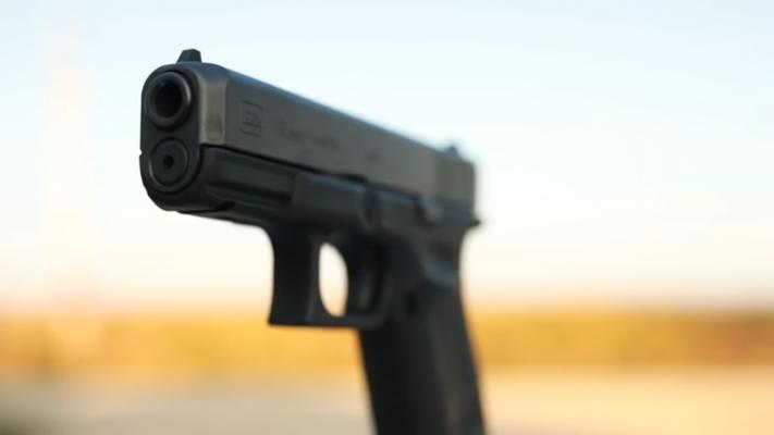 Glock 19 muzzle