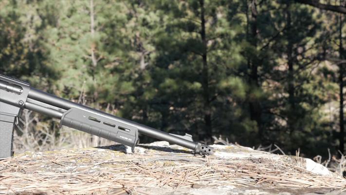 Remington 870 DM choke