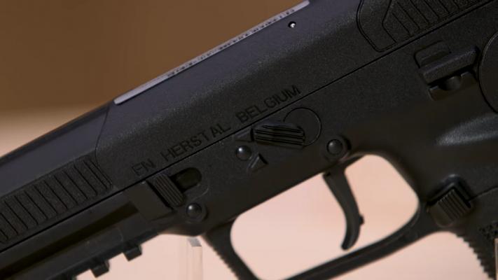 FN 5.7 trigger