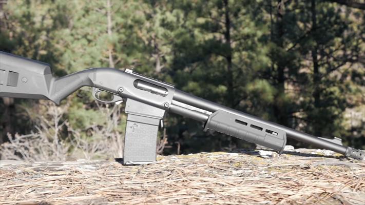 Remington 870 DM magazine