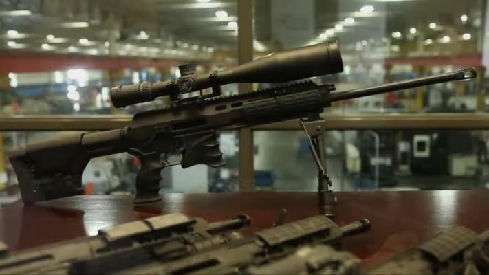 ARAK-21 Complete Rifle Length