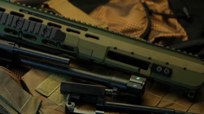 ARAK-21 Complete Rifle Nitrite Finish