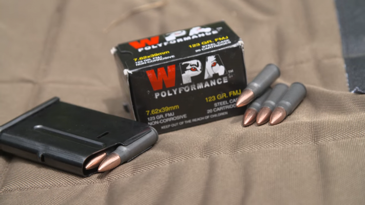 CZ 527 Carbine Bolt Ammo