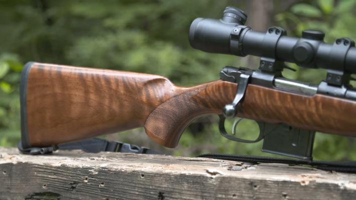 CZ 527 Carbine Bolt Trigger and Stock
