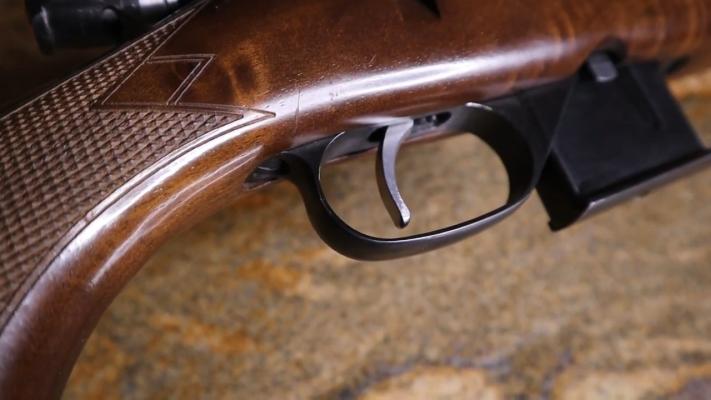 CZ 527 Carbine Bolt Trigger