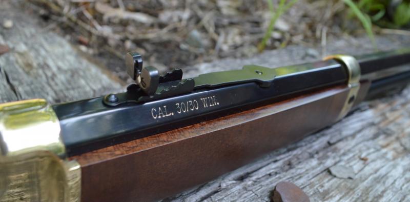 Henry .30-30 Model H009 Rear Sight