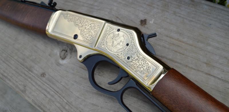 Henry .30-30 Model H009 Trigger