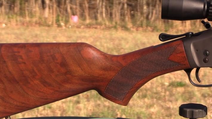 Henry Single Shot Rifle Grip