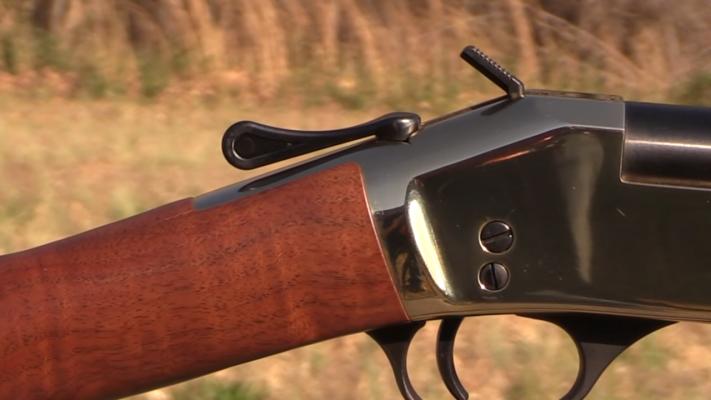 Henry Single Shot Rifle Locking Lever