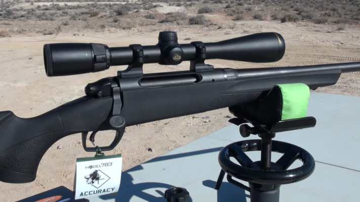 Remington Model 783 Accuracy 2