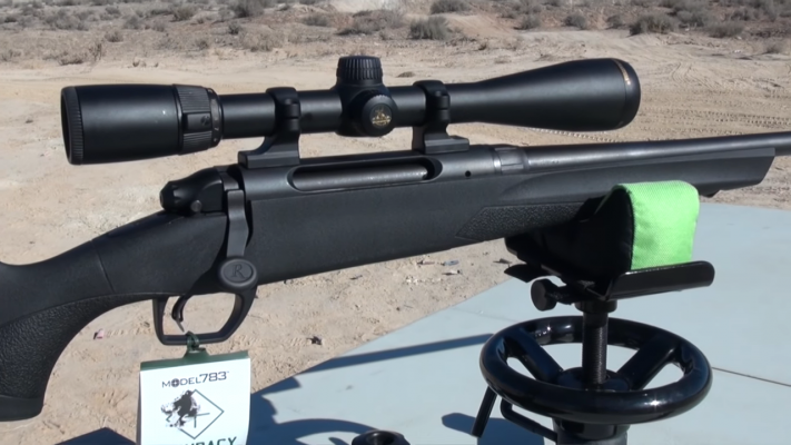 Remington Model 783 Accuracy
