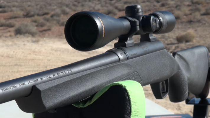 Remington Model 783 Scope Mounts