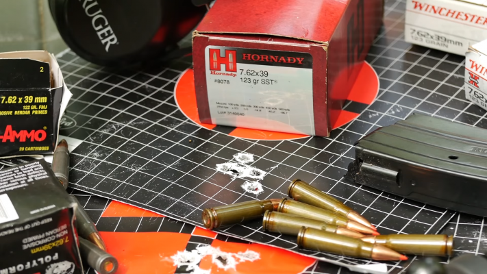 Ruger American Rifle Ranch Ammo