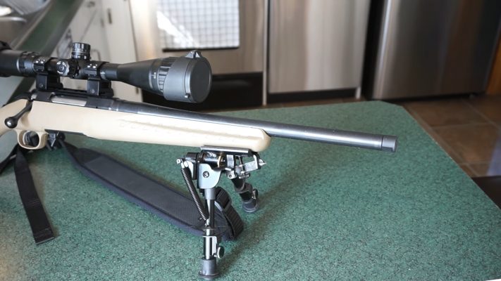 Ruger American Rifle Ranch Barrel and Scope