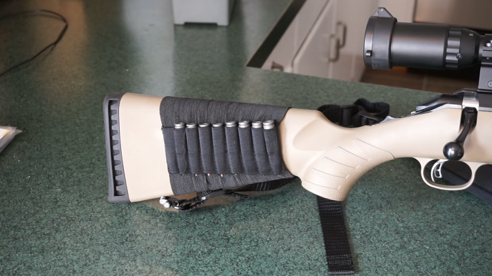 Ruger American Rifle Ranch Buttstock