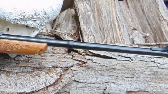 Ruger No. 1 Single-Shot Rifle Barrel Length