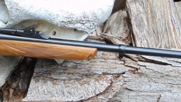 Ruger No. 1 Single-Shot Rifle Barrel