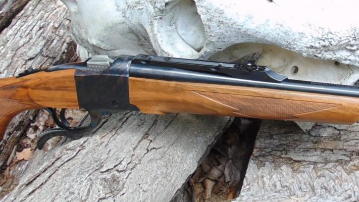 Ruger No. 1 Single-Shot Rifle Frame