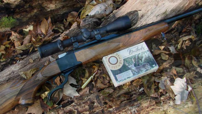Ruger No. 1 Single-Shot Rifle Length