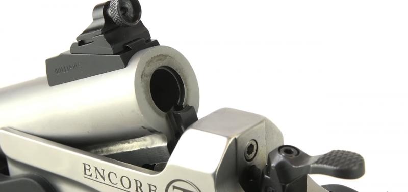 Thompson_Center Encore Pro Hunter Steel Frame