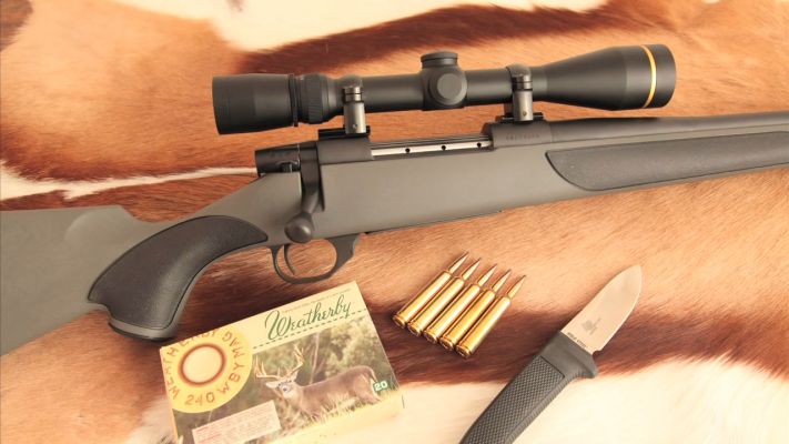 Weatherby Vanguard Series 2 Ammo