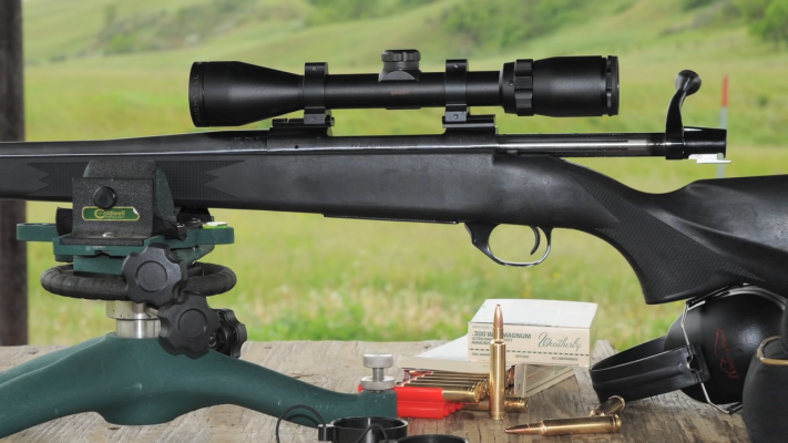 Weatherby Vanguard Series 2 Length