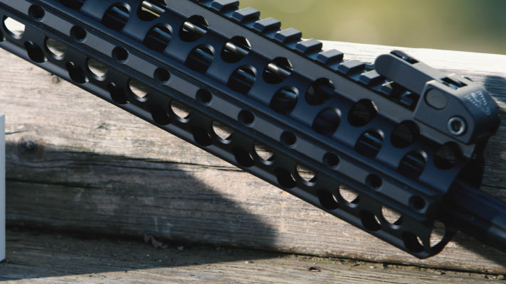 Wilson Combat AR-15 Handguard and Rail
