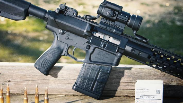 Wilson Combat AR-15 Ranger Frame