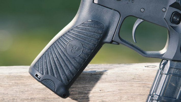 Wilson Combat AR-15 Ranger Grip and Trigger