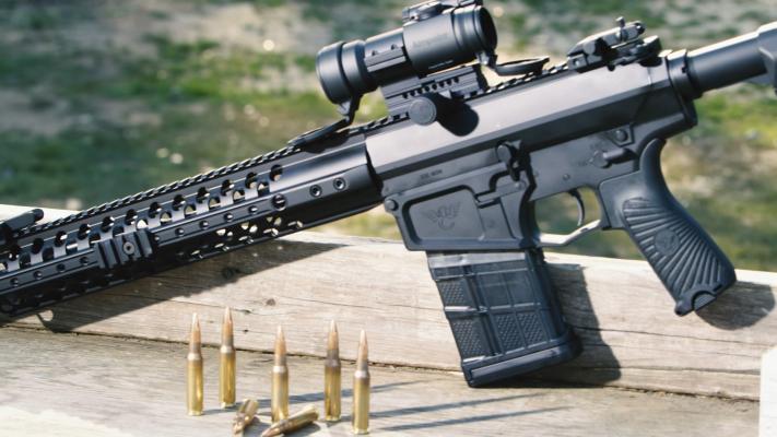 Wilson Combat AR-15 Ranger Length