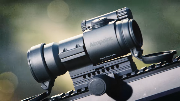 Wilson Combat AR-15 Ranger Scope